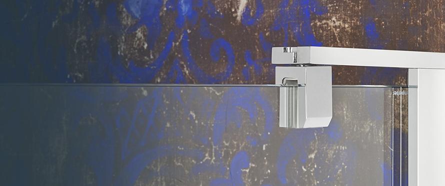 Particolari delle cabine doccia Cesana