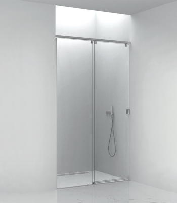 Shower enclosures E3C1A, Niche - Sliding Door