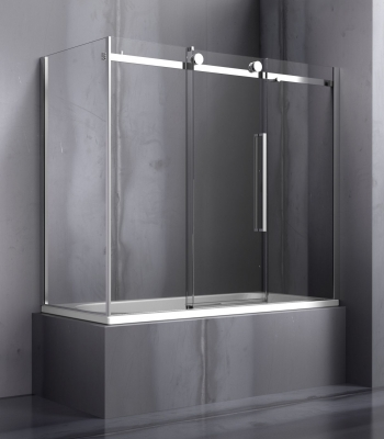 E2C6A + E2G1A, Bath-tub screen - Sliding Door