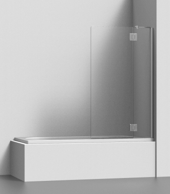 Shower enclosures E7P4A, Suite - Bathtub screen