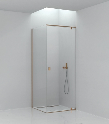 Shower enclosures E3B5A, Corner - Pivot Door