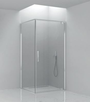 Shower enclosures E6B2A, Corner - Pivot Door