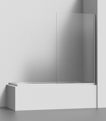 Shower enclosures E7P1A, Suite - Bathtub screen