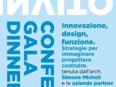 Innovation, design, function. Strategies to imagine, design and build Conference