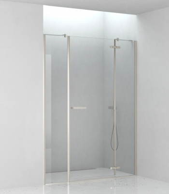 Shower enclosures E4D3A, Niche - Veneziana