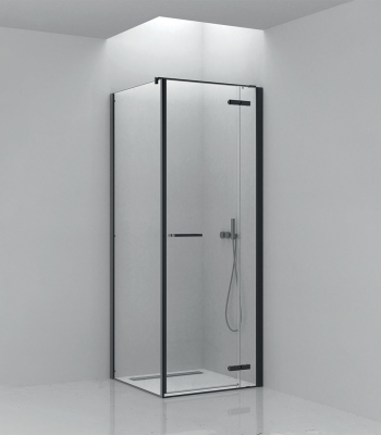 Shower enclosures E4B6A + E4G1A, Corner - Veneziana