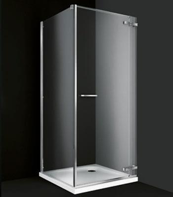 TECNOBEL, Corner - Pivot Door