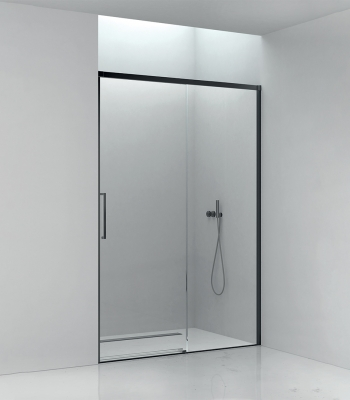 Shower enclosures E5C1A, Niche - Sliding Door
