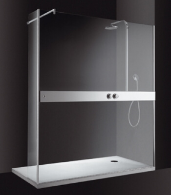 Logic Horizon, Integrated Shower Enclosures