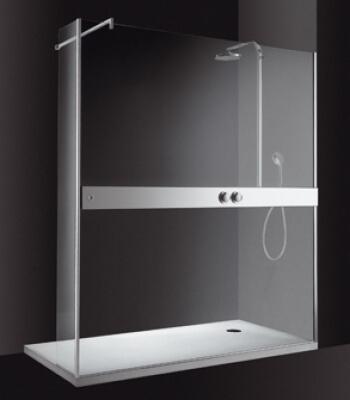 LOGIC HORIZON 1, Integrated Shower Enclosures