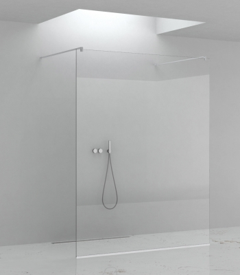 Shower enclosures E1F2A, Panel - Walk in