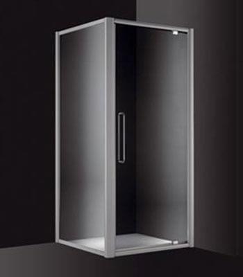 TECNOGLASS 1, Corner - Pivot Door
