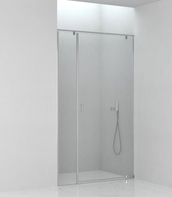 Shower enclosures E3B3A, Niche -  Pivot Door