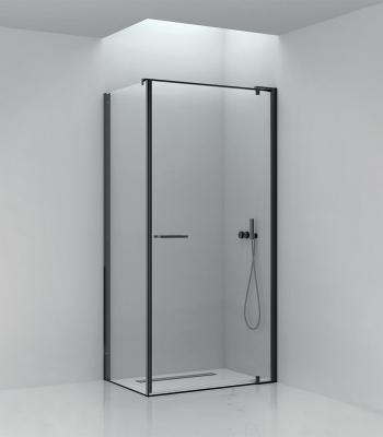 Cabine doccia E1B2A, Angolo - Porta Battente