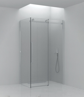 Shower enclosures E2C2, Corner - Sliding door