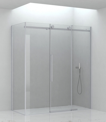 Shower enclosures E2C6A, Niche - Sliding Door