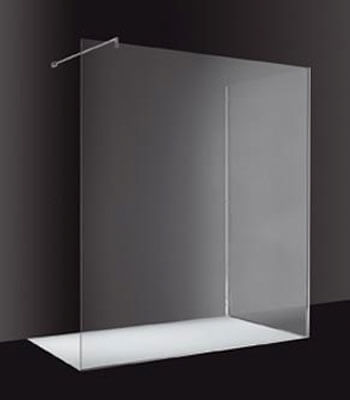 TECNOSTAR 3, Shower Wall -  Free or Corner