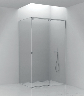 Shower enclosures E3C4A, Corner - Sliding Door