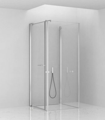 Shower enclosures E1D2A, Panel - Pivot door