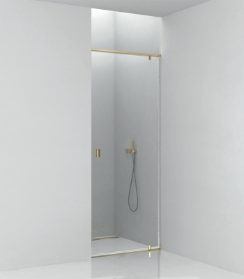 Shower enclosures E3B1A, Niche - Pivot Door