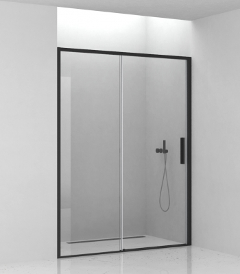 Shower enclosures E6C1A, Niche - Sliding door