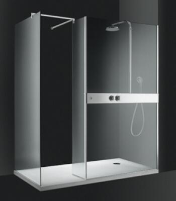 LOGIC HORIZON 2, Integrated Shower Enclosures