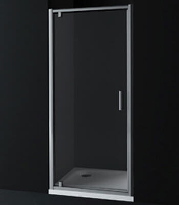 Tecnobox, Corner - Pivot Door
