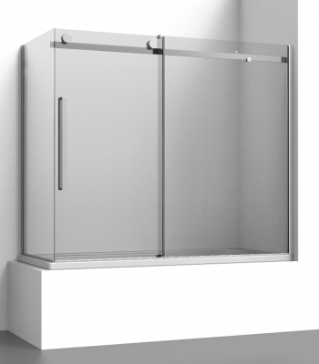 Shower enclosures E2C2A + E2G1A, Bath-tub screen - Sliding Door