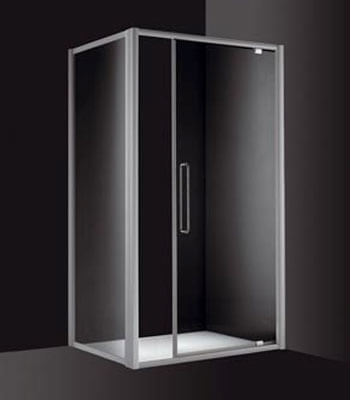 TECNOGLASS 2, Corner - Pivot Door