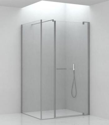 Cabine doccia E1B4A + E1G1A, Angolo - Porta Battente