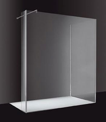 TECNOSTAR 4, Shower Wall -  Free or Corner