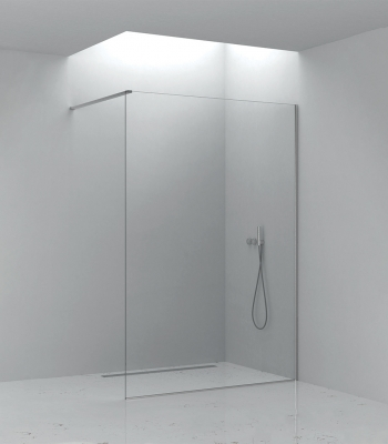 Shower enclosures E3F1A, Corner - Walk-in