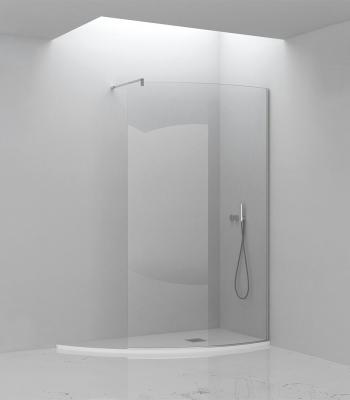 Cabine doccia E9F9A, Angolo - Walk-in