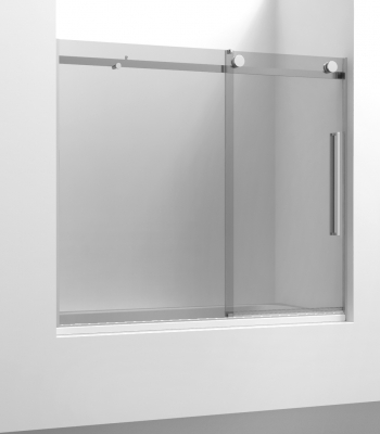 Shower enclosures E2C1A, Bath-tub screen - Sliding Door