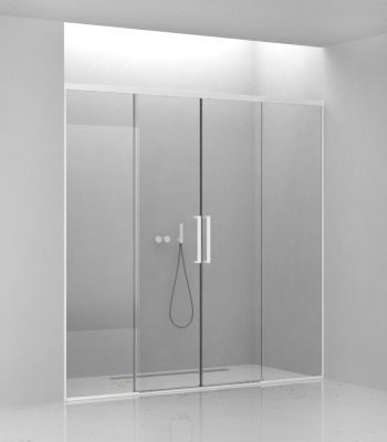 Shower enclosures E5C7A, Niche - Sliding Door